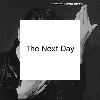 David Bowie - The Next Day - UK CD album 2013