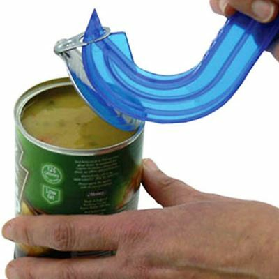J Ring Pull Cans Drinks Baked Beans Opener Makes Opening Can Rings Easy Safe