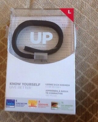 UP by JAWBONE Wireless Activity and sleep Tracking Wristband L