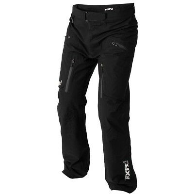 FXR Racing S18 Convoy Tri-Laminate Waist Mens Sled Winter Skiing Snowmobile Pant