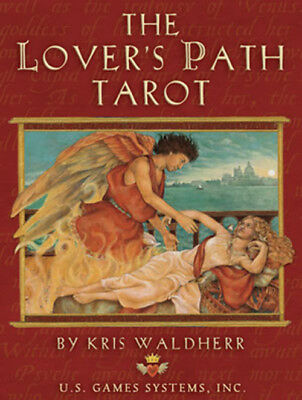 Lover's Path Tarot Deck NEW IN BOX 78 Cards and Booklet Kris Waldherr US Games