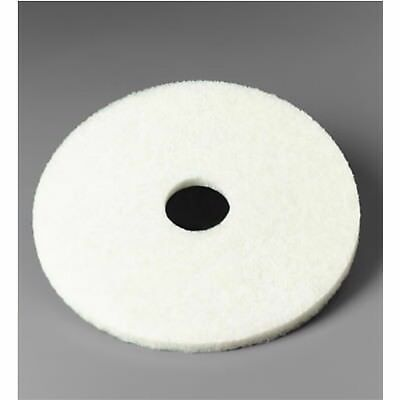 3M Thick White Super Polish Pad 4100 17""