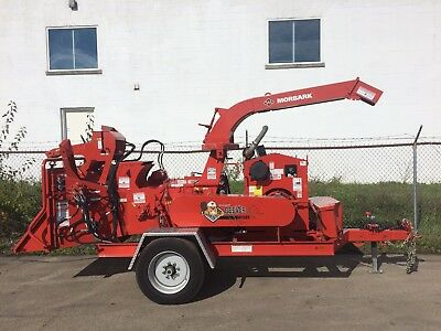 2017 Morbark M15RX Brush Chipper with Winch