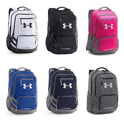 NEW UNDER ARMOUR HUSTLE TEAM BACKPACK, Multiple colors available, Style #1272782