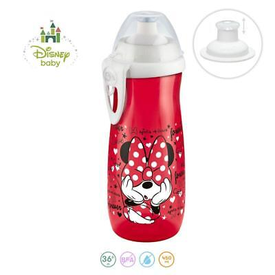 NUK Sports Cup MInnie Rosso 450 ml
