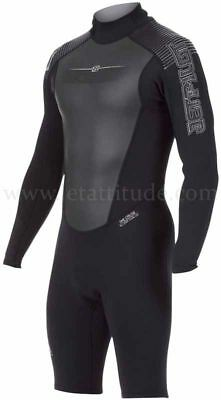 Combinaison Shorty THE CAUSE L/S 2mm Jet Pilot - taille XL - jetski - wake
