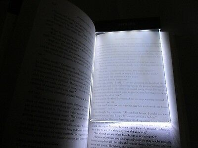 Philips Rechargeable via USB LED Book / Reading Light - Bookmark 3 Light Levels