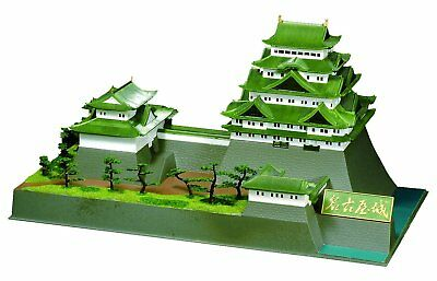 Doyusha DX3 102237 Japanese Nagoya Castle DX 1/350 Scale Plastic Kit