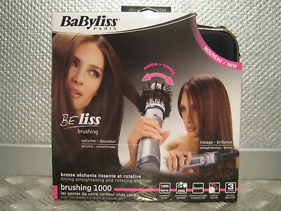 Babyliss Be Liss Brushing 1000 Neuf