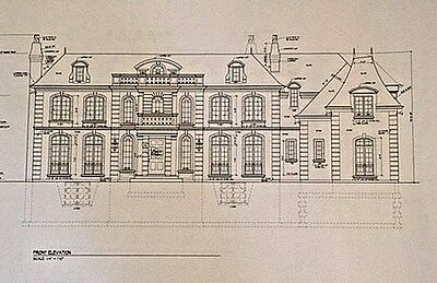 $ COMPARE PLANS BLUEPRINT House Approx.6,400 + SF Architect's, Home Builder's,