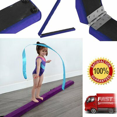 7FT 8FT Sectional Balance Beam for gymnastics balance beam for kids Training HX