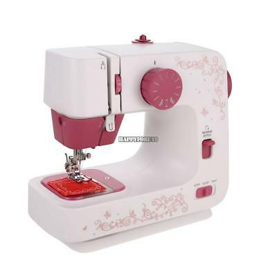 Portable~Mini Handheld Electric Sewing Machine Desktop Home Household Sewing