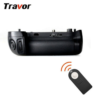 Travor IR Remote + Battery Grip for NIKON D750 DSLR Camera Replace as MB-D16