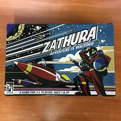 2005 Board Game - Zathura - Adventure is Waiting - Excellent Condition