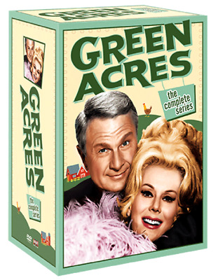 Green Acres: The Complete Series (DVD, 24 Disc Box Set) Seasons 1, 2, 3, 4, 5, 6
