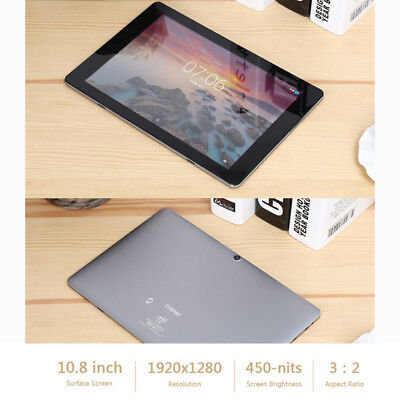 CHUWI Hi10 Plus 10.8 pulgadas Tablet PC INTEL QUAD CORE 1.44ghz 64gb Tipo C HDMI