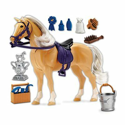 Horse Toy Set  - Blue Ribbon Champions Deluxe Horse : Palamino