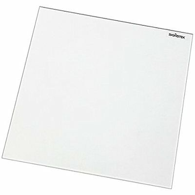 3D Printer MK2 MK3 Heated Bed Tempered Borosilicate Glass Plate 213x200x3mm