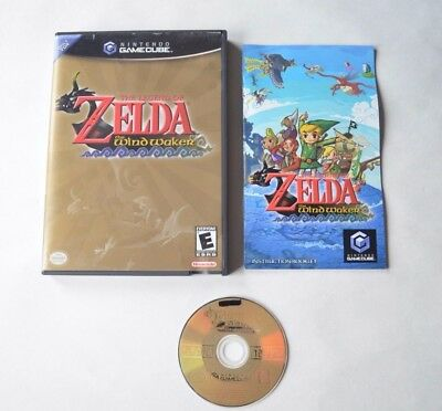 Legend of Zelda: The Wind Waker (Nintendo GameCube, 2003) - Tested