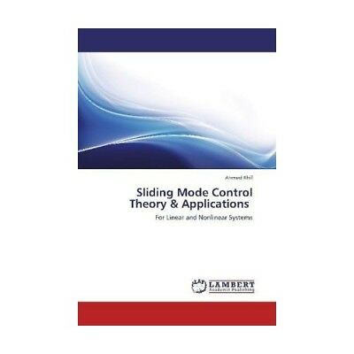 Sliding Mode Control Theory & Applications Rhif, Ahmed