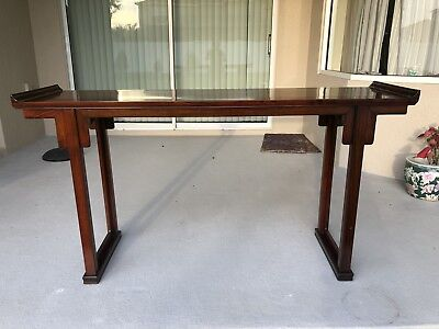 Chinese Old rosewood (Huanghuali ) Table