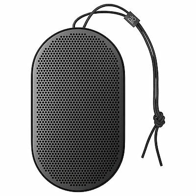 Bang & Olufsen / B&O Beoplay P2 Portable Bluetooth Speaker, Black
