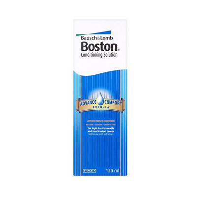Bausch & Lomb Boston Advance Comfort Formula Conditioning Solution for Contac...