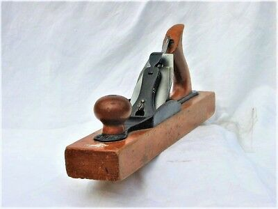 Alter Hobel Stanley Bailey NO.26 Made in USA  Pat. US 7-9-12 Holz Metall-