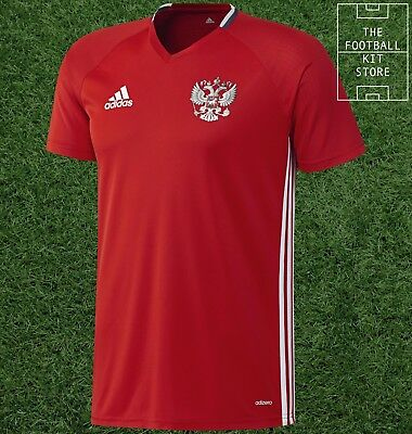 541b9e3b7 Russia Training Jersey - Official adidas Football Shirt - Mens - All Sizes