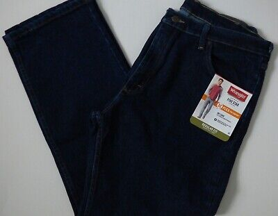 d118cef2 NEW MENS WRANGLER Five Star Relaxed Fit Jean with Flex - Size ...