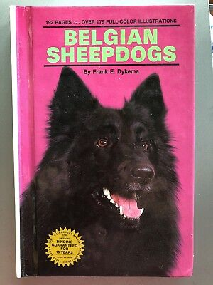 Belgian Sheepdogs Book