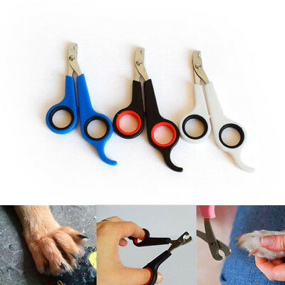 Pet cat dog guinea pig rabbit nail claw clipper trimmer animal