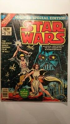 Star Wars Marvel Special Edition comic