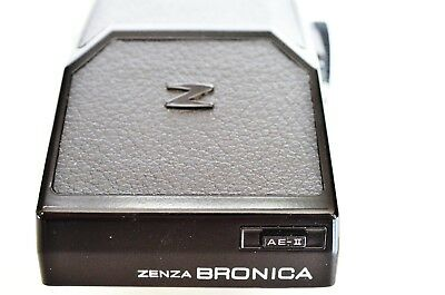 Bronica AE-II prism finder