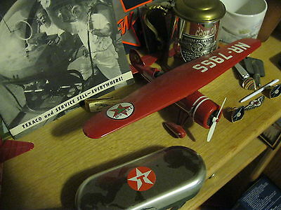 ERTL Wings of Texaco #1 1929 Lockheed Air Express Airplane Die-Cast Metal