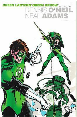 Green Lantern / Green Arrow Volume 2  SC TPB  NEW  OOP
