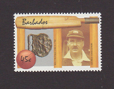 Barbados 720 VF MNH Cricket Sports