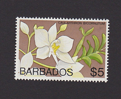 Barbados 410 VF MH Flower