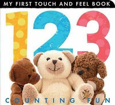 NEW 123 Counting Fun By Tiger Tales Board Book Free Shipping