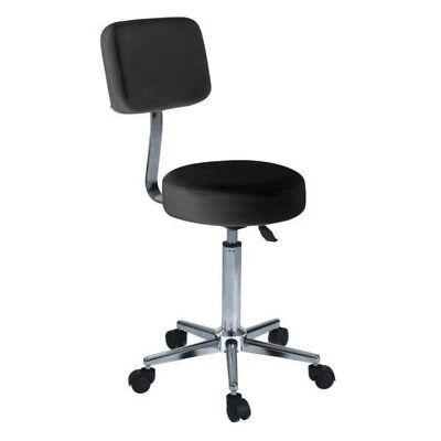 Salon Stool Hairdressing Barber Chair Swivel PU Leather Hydraulic Lift AU Seller