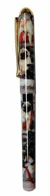 New Pug Dog Designer Pen in Gift Box Pugs By Ruth Maystead