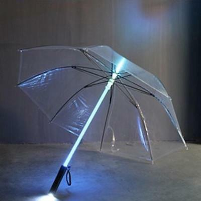 Blade Runner / Star Wars Lightsaber LED Umbrella, 7 Colors Shaft w Flash Light