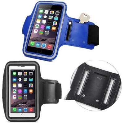 Running Arm Band Wrist Bag Strap Pouch Cell Phone Holder Case Cycling Jogging