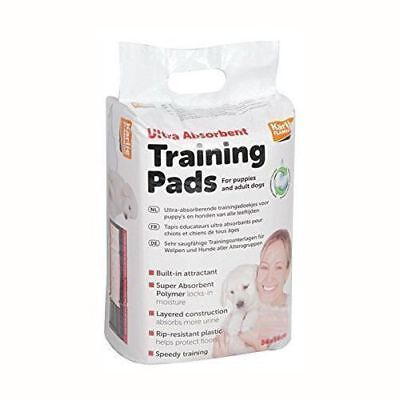 Karlie Puppy Pads Toilet House Training Wee Wee Pee Pads 56cm x 7 14 30 or 50