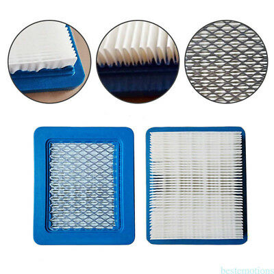 5pc Lawn Mower Air Filter Replaces For Briggs & Stratton 491588 491588S 5043