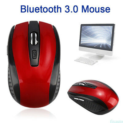 Wireless Mouse Mice Optical Scroll For PC Laptop Computer Bluetooth Mouse Mice