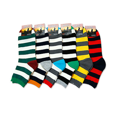 New 5 Pairs Sihyeon Mens Casual Ankle Crew Socks Dress Business Soft Cotton 7-9