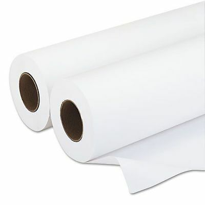 "DIETZGEN 24""x500' Bond Plotter Paper 3"" core 2 ROLLS PER BOX"