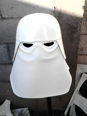 Snow trooper Star Wars helmet Snowtrooper