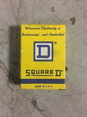 Square D DD185 Thermal Overload Relay